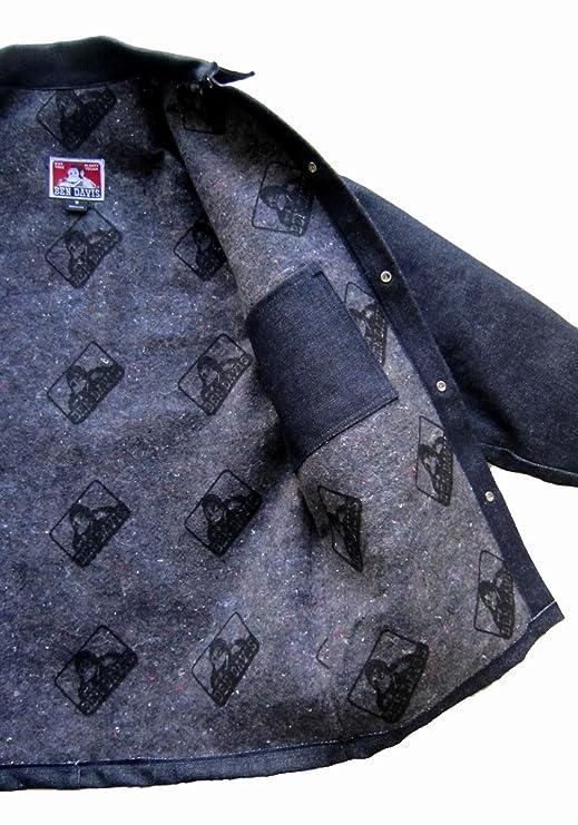956667e8e Ben Davis Men's Original Style Jacket, with Front Snap