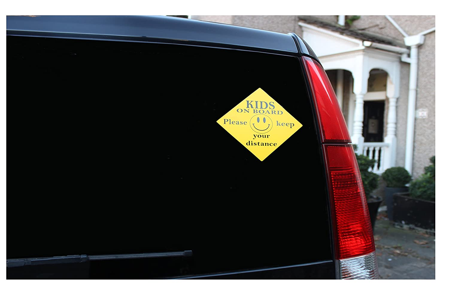 Baby On Board Sign Brown Monkey Baby Sign Bumper Sticker Baby on Board Decal Baby On Board Car Sign Unisex Baby On Board Grandchild On Board Baby Car Signs