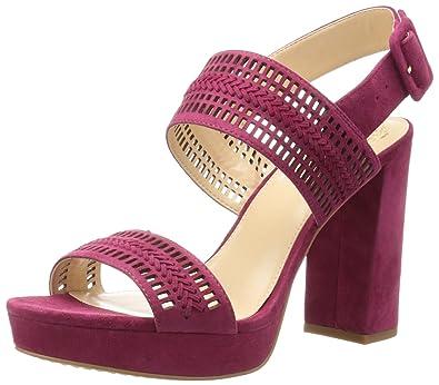c879c014a00 Vince Camuto Women s Jazelle Platform Dress Sandal Currant 7 ...