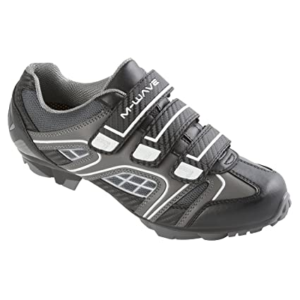 M-Wave X2 Mountain Bike Shoe, Black, 39