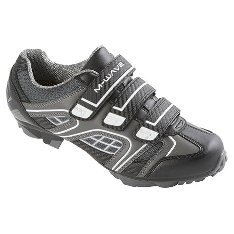 M-Wave X2 Mountain Bike Shoe, Black, 39