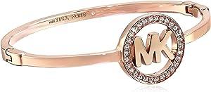 Michael Kors MK Logo Bangle Bracelet
