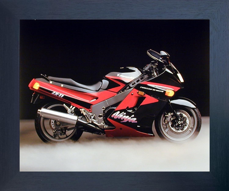 Amazon.com: Kawasaki Ninja ZX11 Ron Kimball Moto pared ...