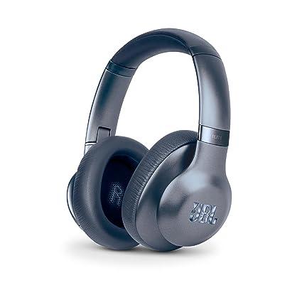 7aae0141761 Amazon.com: JBL Everest 750 Over-Ear Wireless Bluetooth Headphones (Blue):  Electronics
