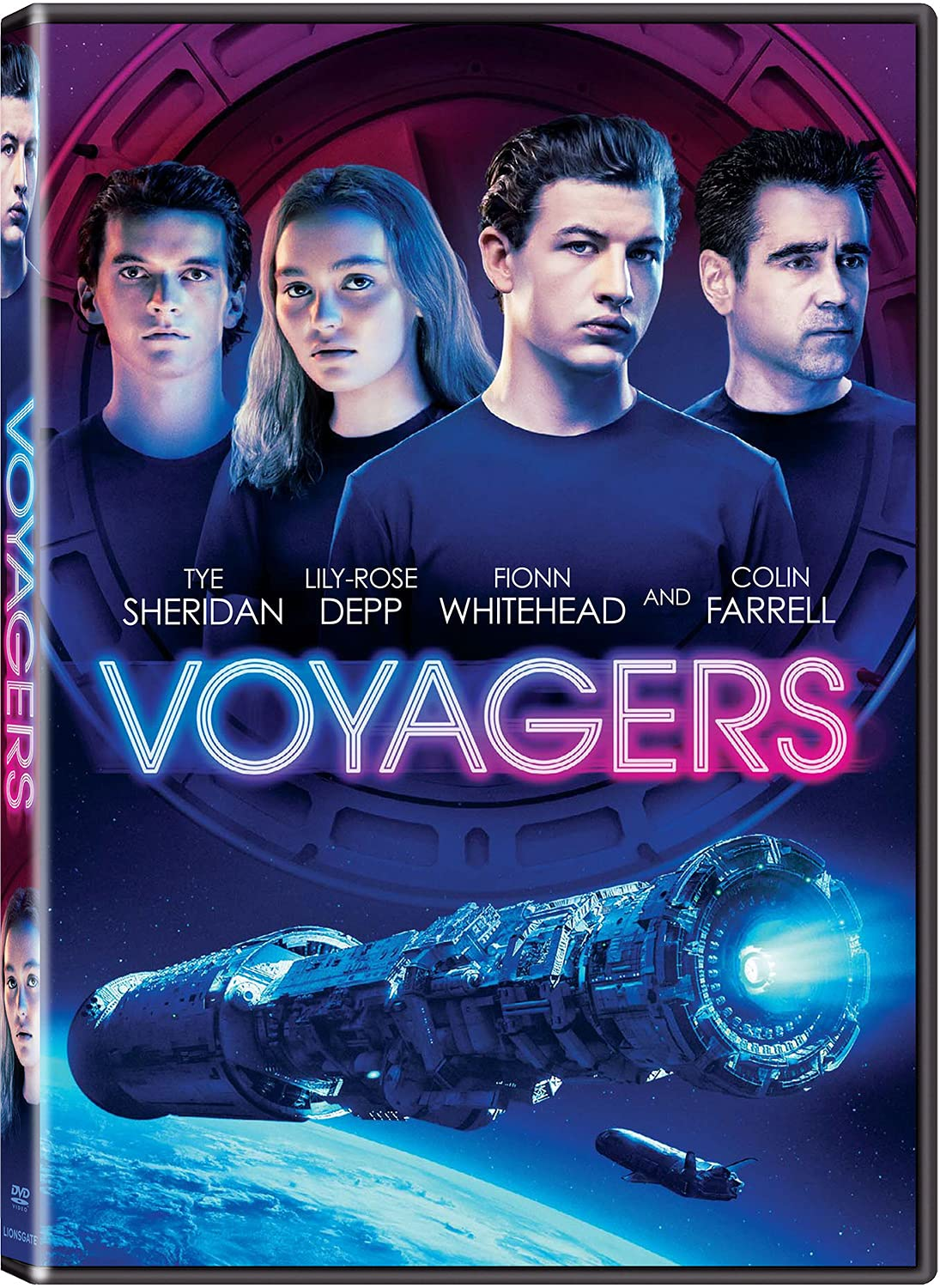 Voyagers-(DVD)