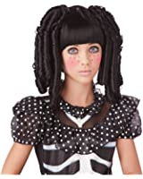 California Costumes Baby Doll Curls with Bangs Costume, ACC