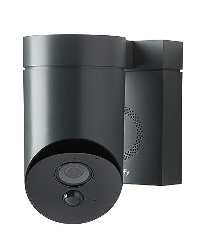 Somfy 2401563 - Cámara de Seguridad y vigilancia para el ...