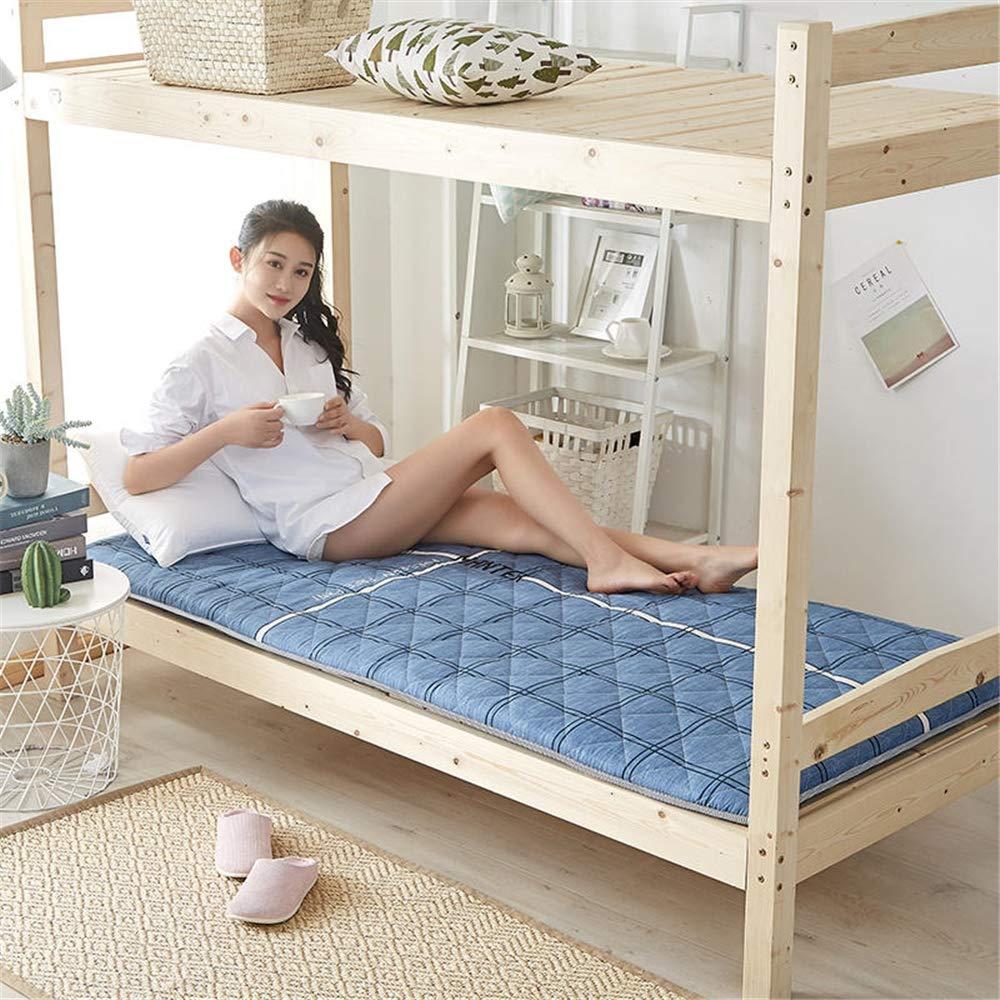 GFYL Traditional Japanese Floor Futon Mattresses,Student Dormitory Mattress, Sleeping Tatami Floor mat,Portable Camping Mattress Foldable,E,7179inch by GFYL