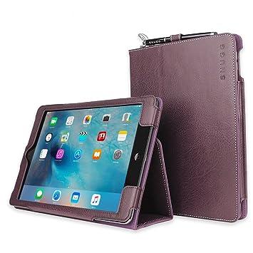 TheSnugg B01M0HR9IU - Funda para Tableta Plegable, para Apple, iPad Air, 24,6 cm (9,7 Pulgadas), 345 g, Color Morado