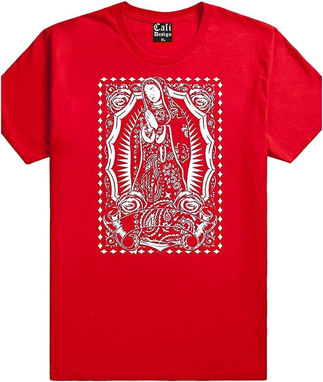 Chicano Virgin Mary Tattoos