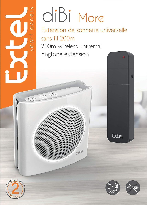 Extel Extensi Kit complet extension de sonnerie sans fil