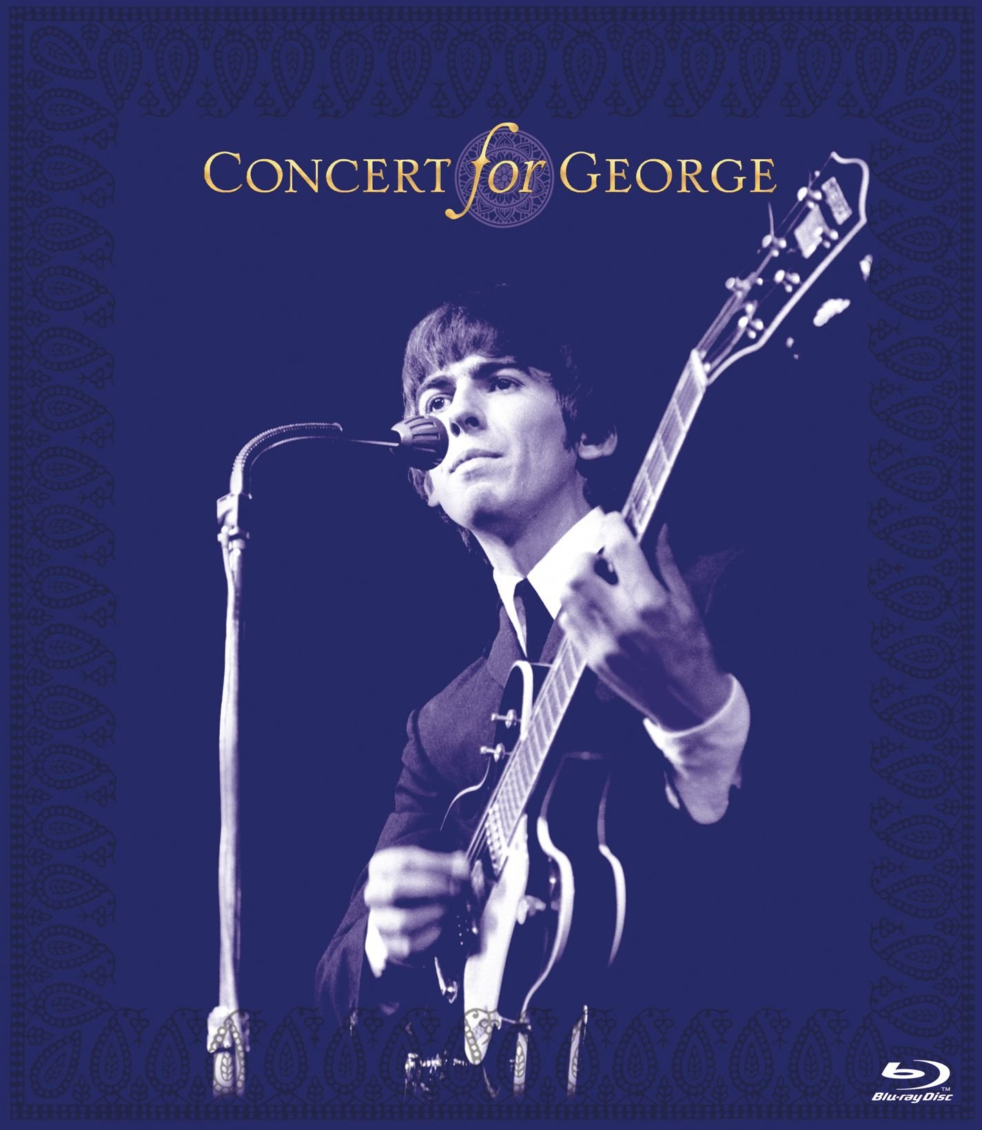 Concert for George [Blu-ray] by Various