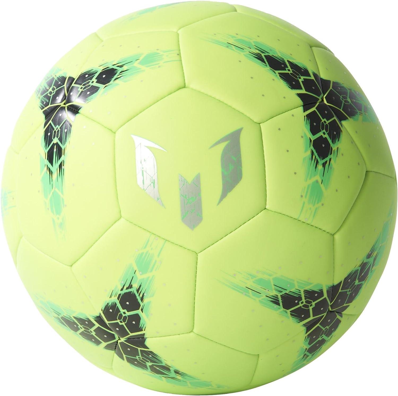 adidas Messi Q2 Balón, Hombre, Semi Solar Slime/Night Cargo f15 ...