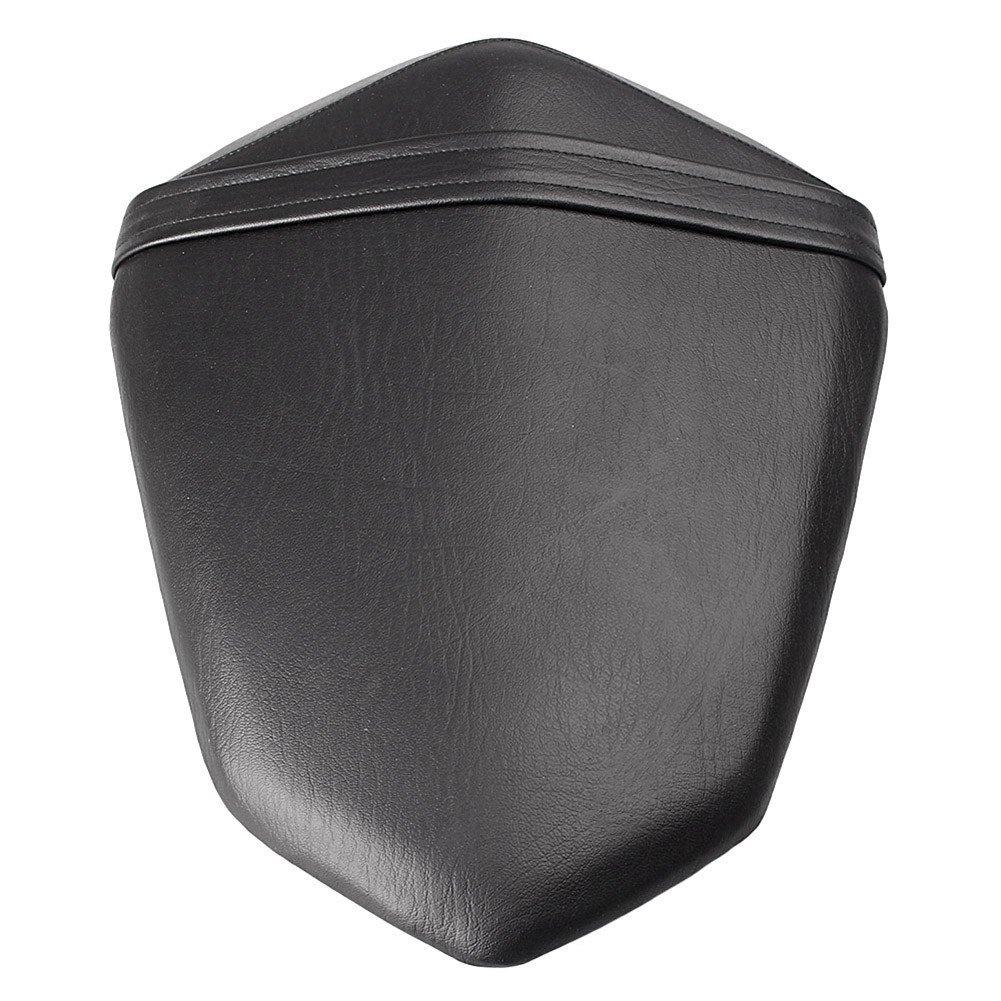 gzyf Sozius Leder hinten Beifahrersitz Kissen fü r Kawasaki Z800 13 14 15 16 schwarz