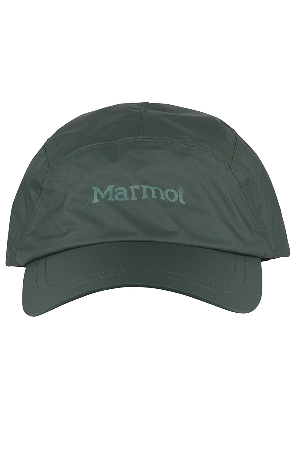 Amazon.com   Marmot Mens PRECIP Baseball Cap ONE Size (Dark Spruce)    Sports   Outdoors c8304479c9fd