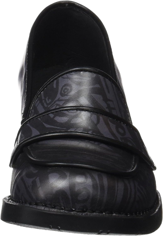 Femme Loafers Mocassins Art Bristol