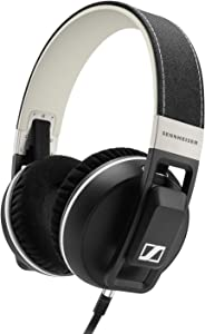 Sennheiser Urbanite XL Black Urbanite XL Over-Ear Headphones - Black (Discontinued by Manufacturer)