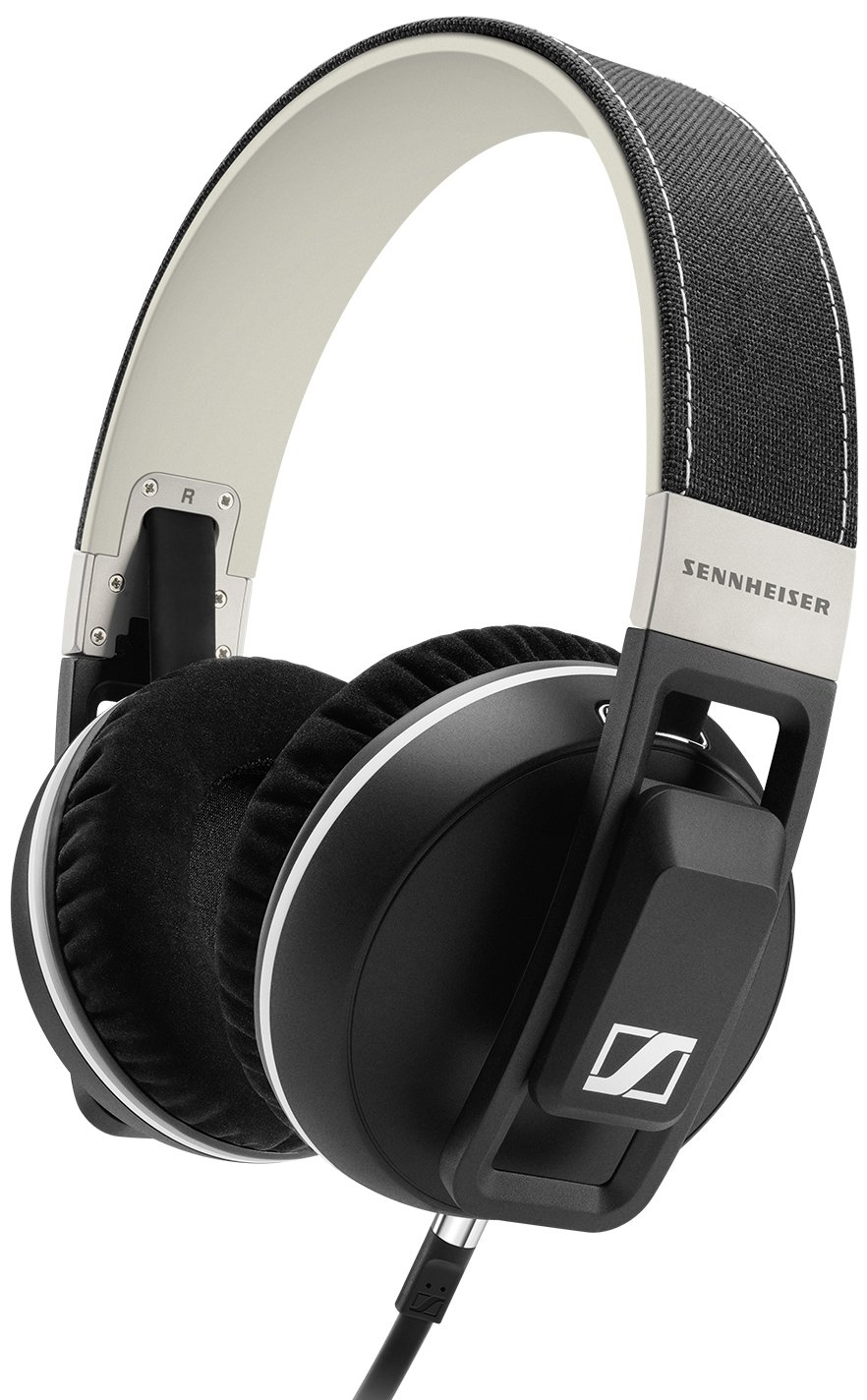 Sennheiser Urbanite XL Over-Ear Headphones - Black by Sennheiser