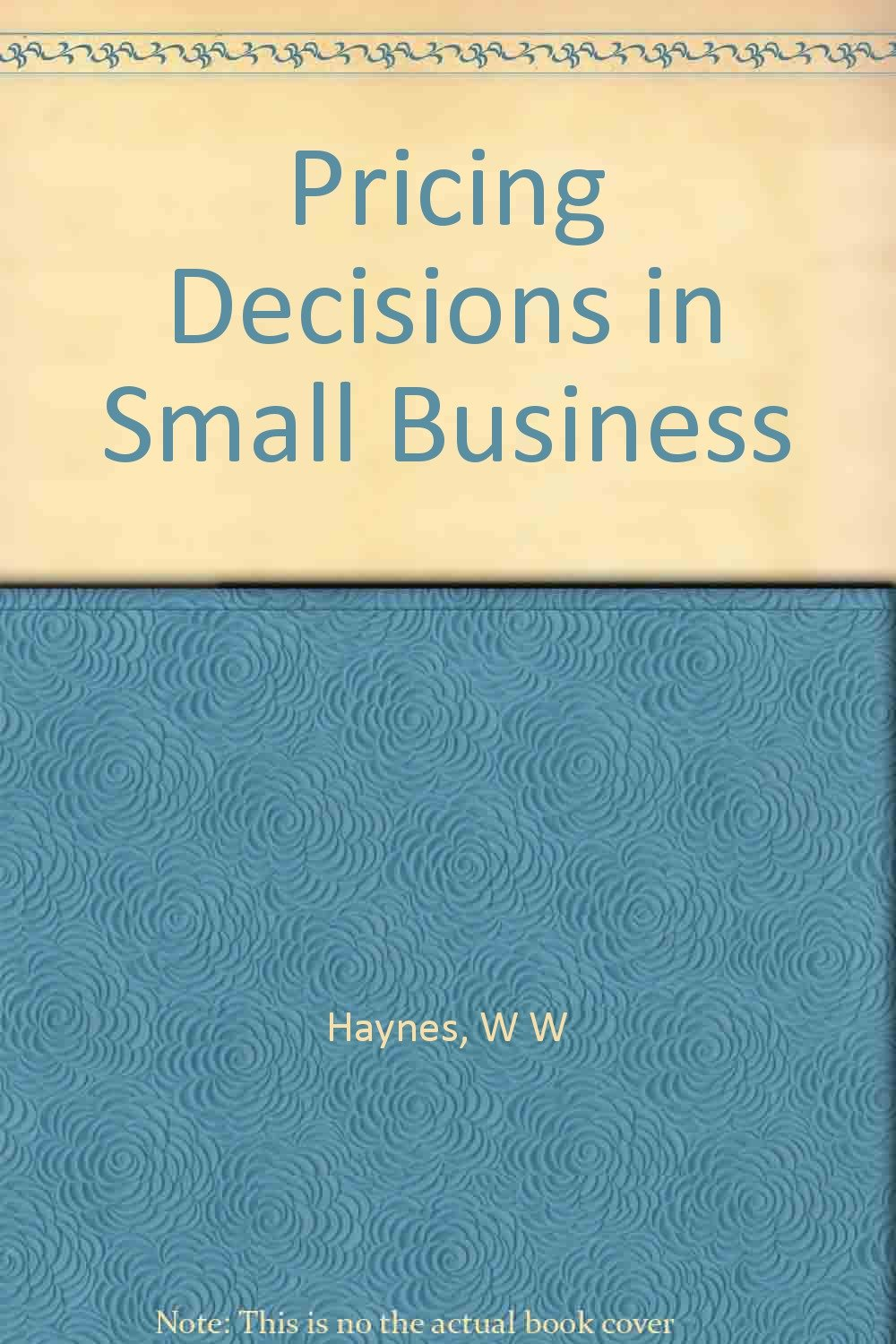 pricing-decisions-in-small-business-small-business-management-research-reports