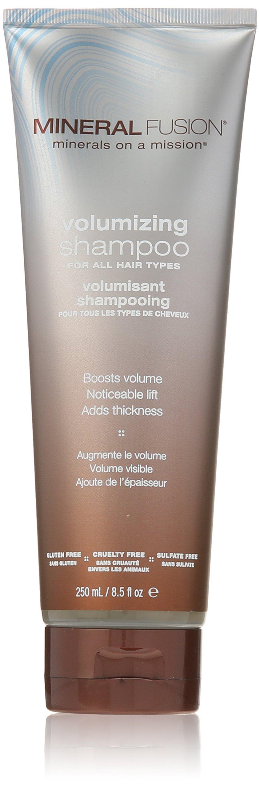 Mineral Fusion Shampoo, Volumizing, 8.5 Ounce