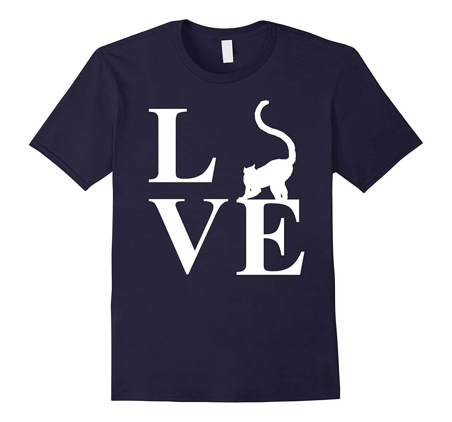 Lemur Shirt Love Lemurs Funny Animal Gift-Vaci