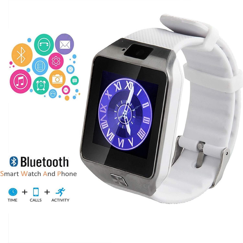SmartWatch GT08 argento DZ09: Amazon.es: Electrónica