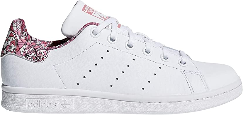 Adidas Stan Smith J Chaussures de Fitness, Mixte Enfant