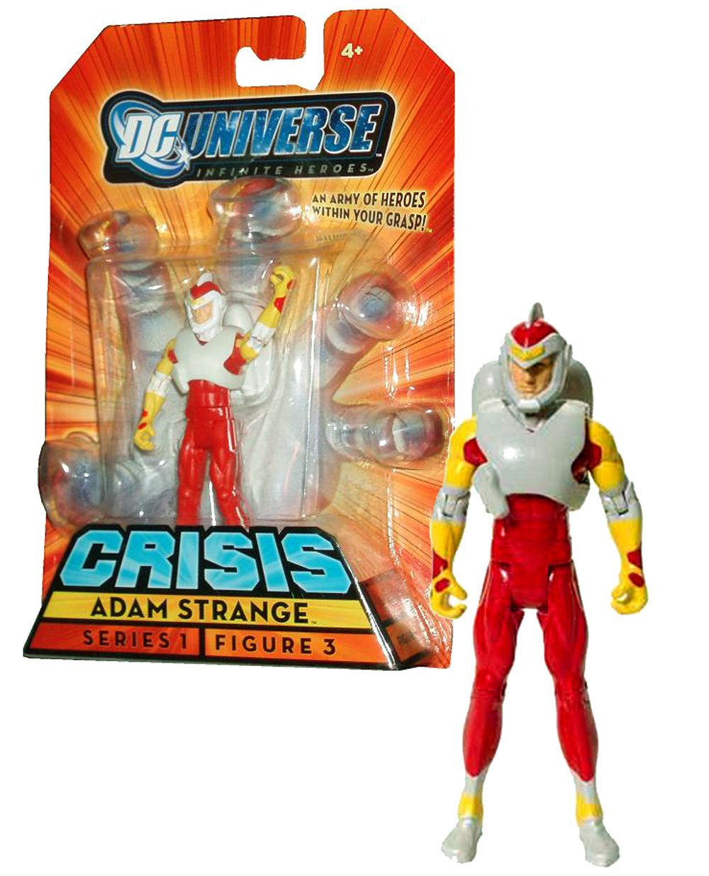 DC Universe Infinite Heroes Adam Strange