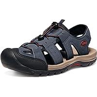 8bf90476cd2c ATIKA Men s Sports Sandals Trail Outdoor Water Shoes 3Layer Toecap  M108 M107 M106