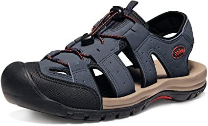 83fe4fbacb145 Amazon.com  ATIKA Men s Sports Sandals Trail Outdoor Water Shoes ...