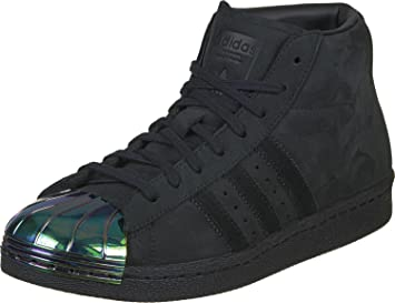 best service b6a5f e7320 Image Unavailable. Image not available for. Colour  BUTY ADIDAS ORIGINALS  PRO MODEL METAL TOE ...