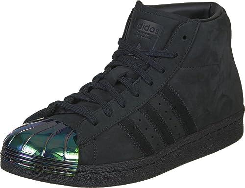 adidas Promodel W Calzado ftwr white/core black  Negro (Black Arona)  Zapatillas Unisex Niños  Zapatillas para Niñas 7afENOCw