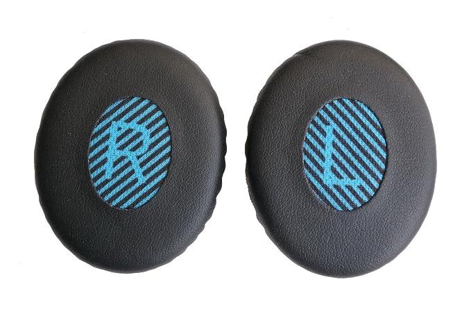 Almohadillas de repuesto cojín de piel Para Bose SoundTrue ...