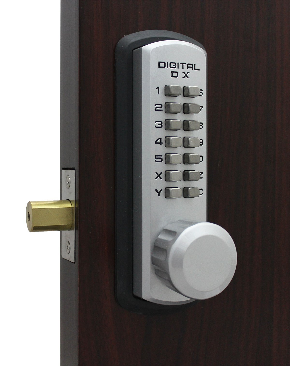 3210MG Mechanical, Keyless Deadbolt
