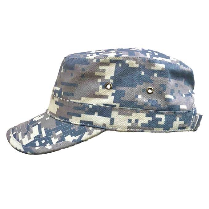 ee5e7e53024 Amazon.com  Magic. Kid s Trendy Army Cap - ACU Camo  Clothing