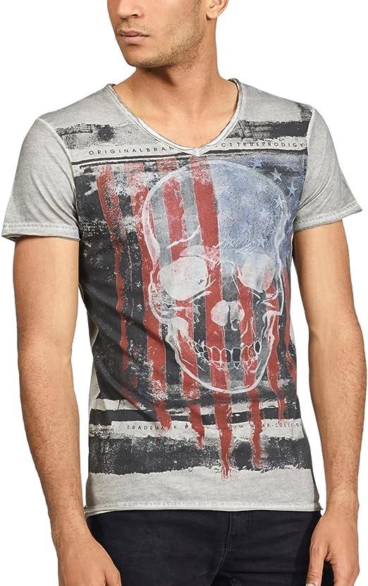trueprodigy Casual Homme Tee Shirt Motif