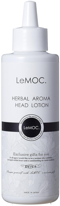 ルモック(LeMOC.) ハーバルマロマ ヘッドローション 150ml 頭皮用化粧水(化粧品)