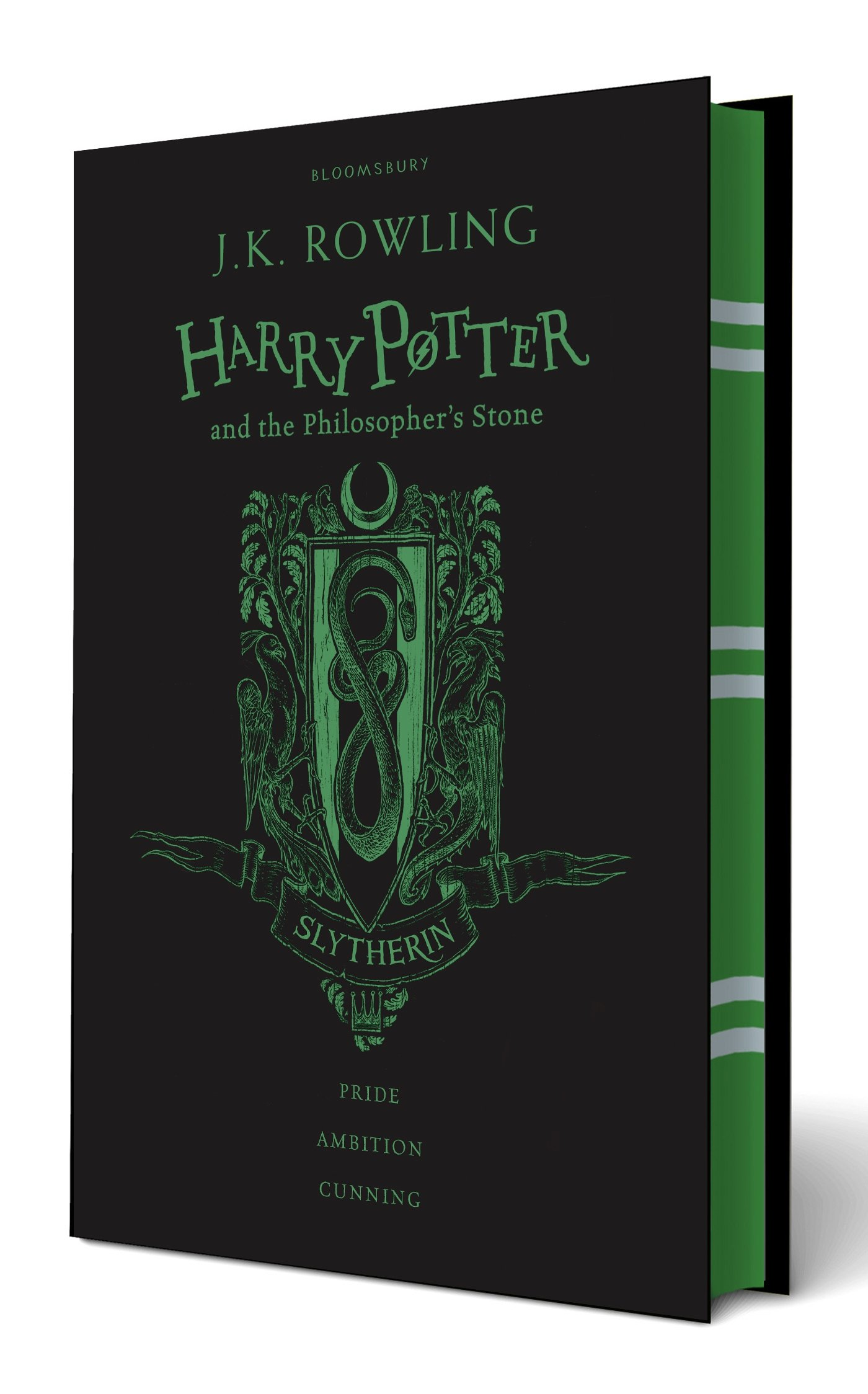 Harry Potter And The Philosophers Stone. Slyther: Amazon.es ...