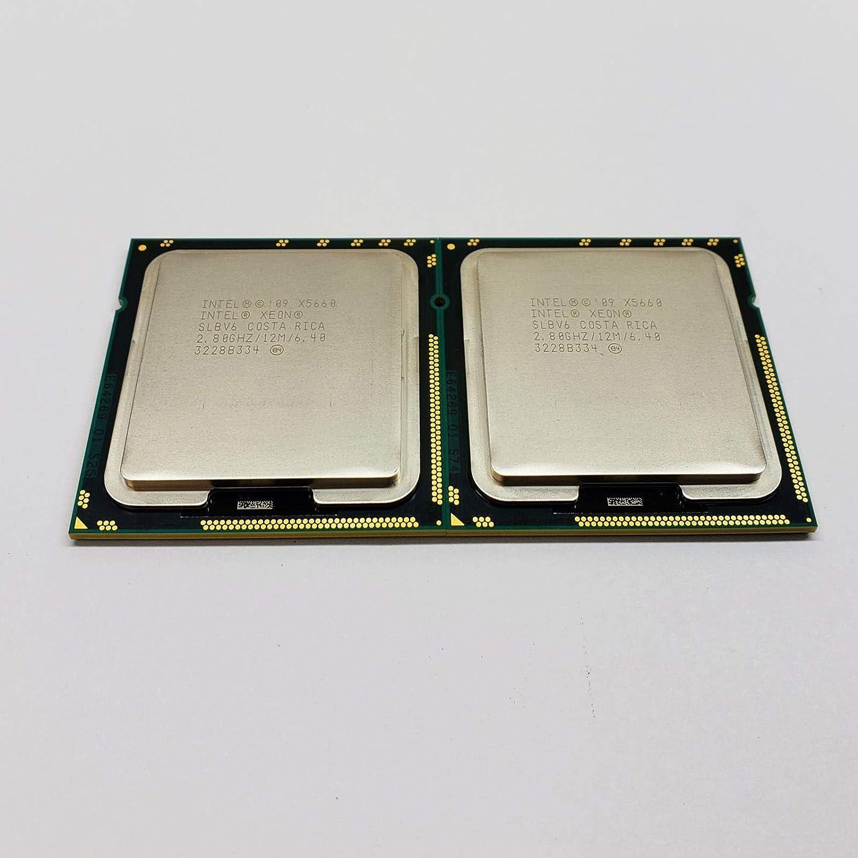 Renewed Intel Xeon X5660 2.80GHz Six-Core SLBV6 Processor