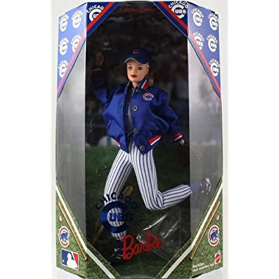 Barbie Chicago Cubs: Toys & Games