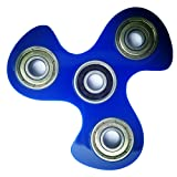 Amazon Price History for:Tri Fidget Hand Spinner - Ultra Fast Bearings - Finger Toy, Great Gift (Black)