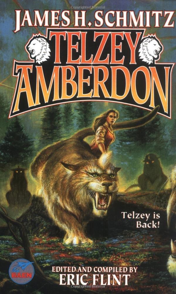 Telzey Amberdon ebook