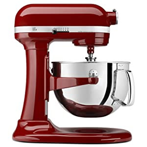 KitchenAid 6-quart Pro 600 Bowl-Lift Stand Mixer (Certified Refurbished)