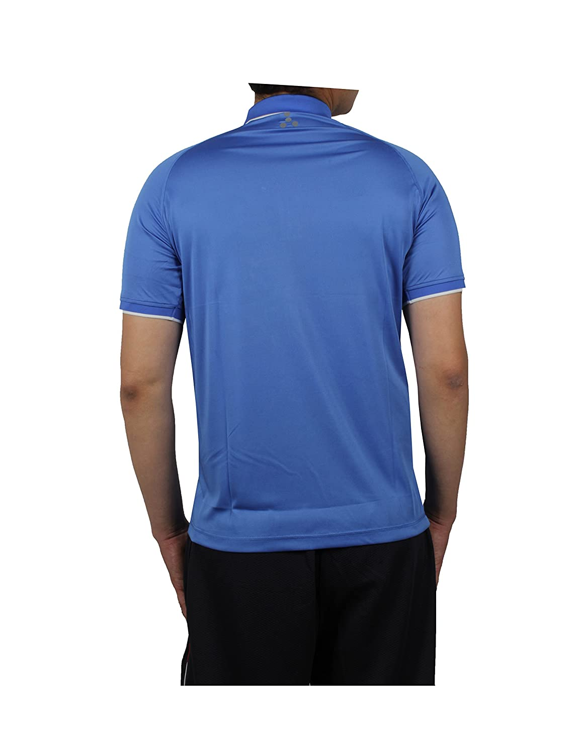 6a836a86b59 EM Sportswear Men's Polo Performance Knit Color: Royal Blue (Size_Small):  Amazon.in: Clothing & Accessories