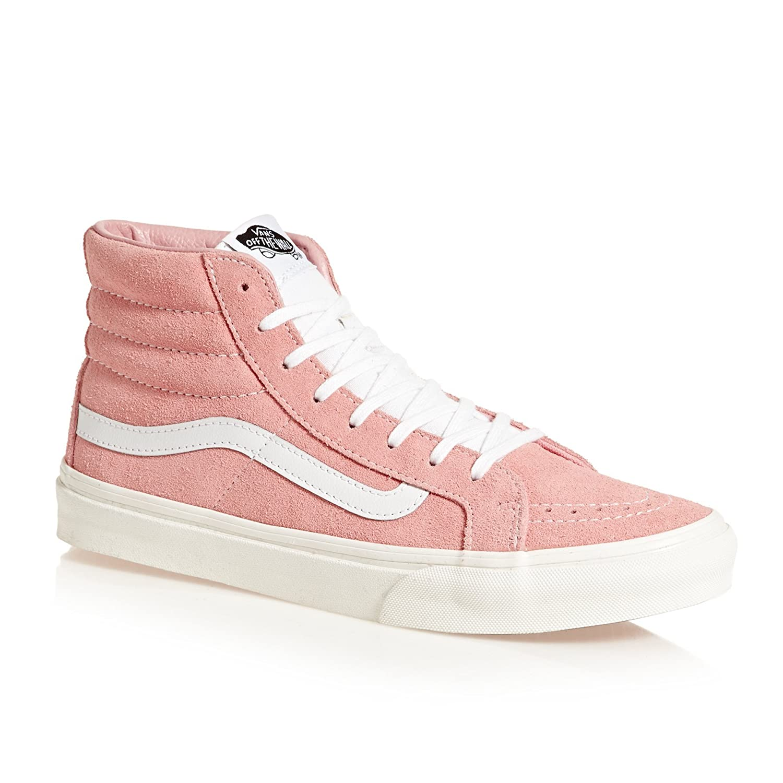 16c671511771 Vans Shoes - SK8-Hi (Retro Sport) Blossom pink white size  43   Amazon.co.uk  Shoes   Bags
