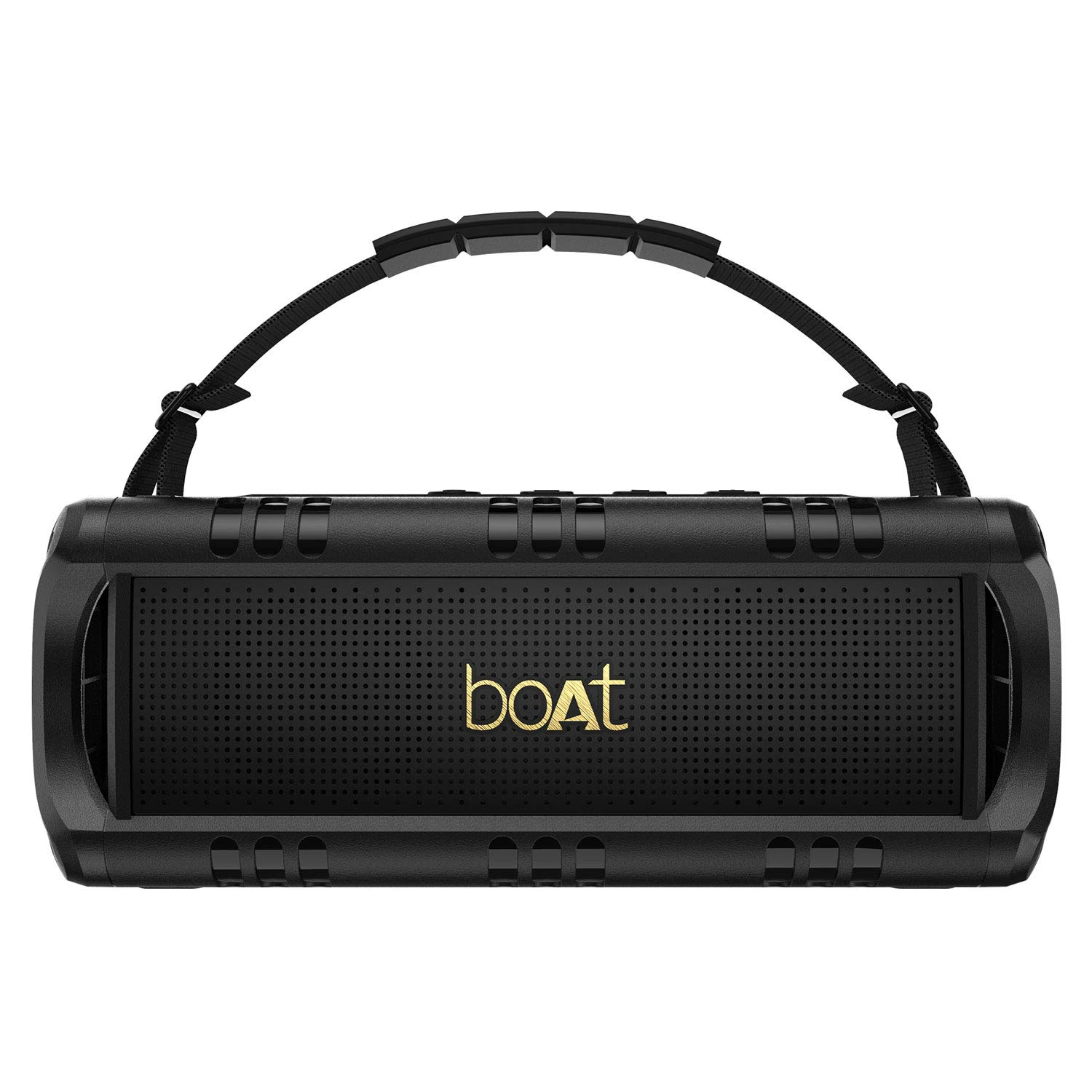 boAt Stone 1400 Mini Portable Wireless Speaker (Active Black)