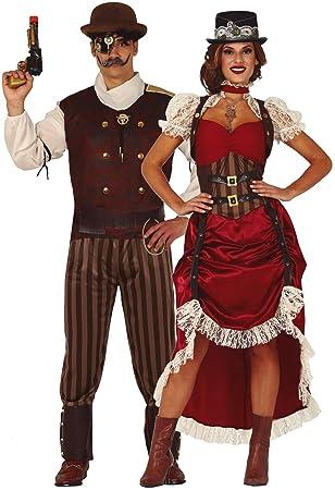 Fancy Me Disfraz de Carnaval para Parejas y Hombres victorianos ...