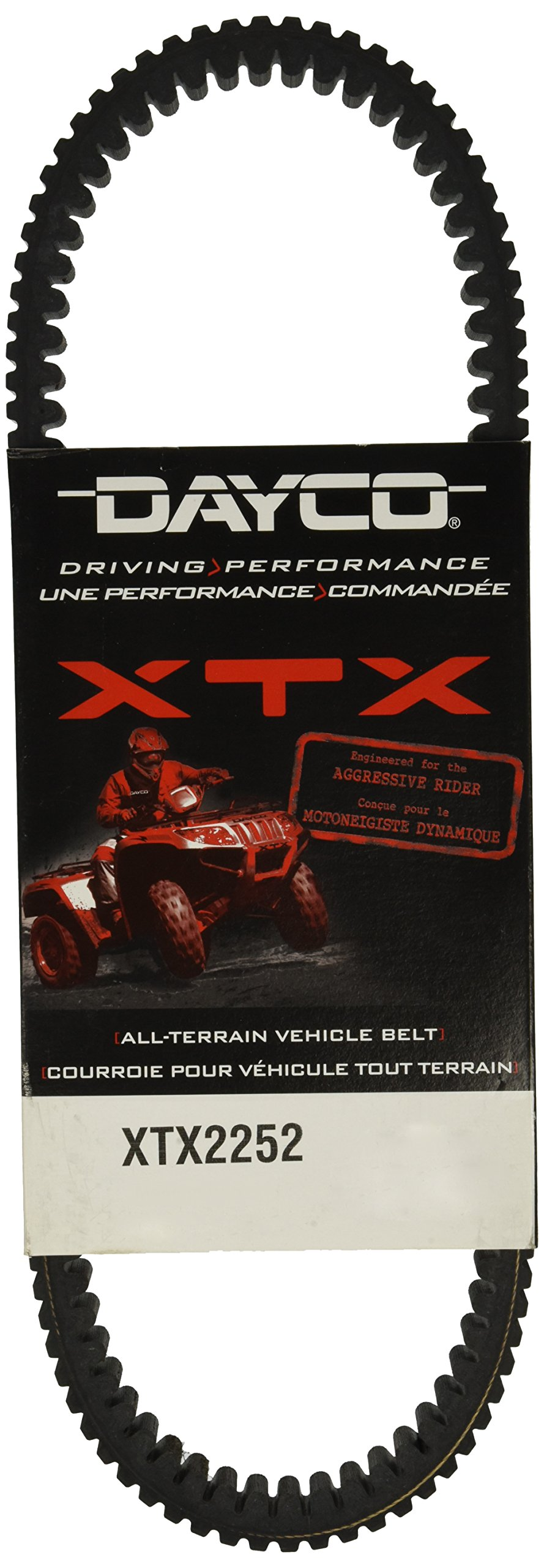 Dayco XTX2252 ATV Belt