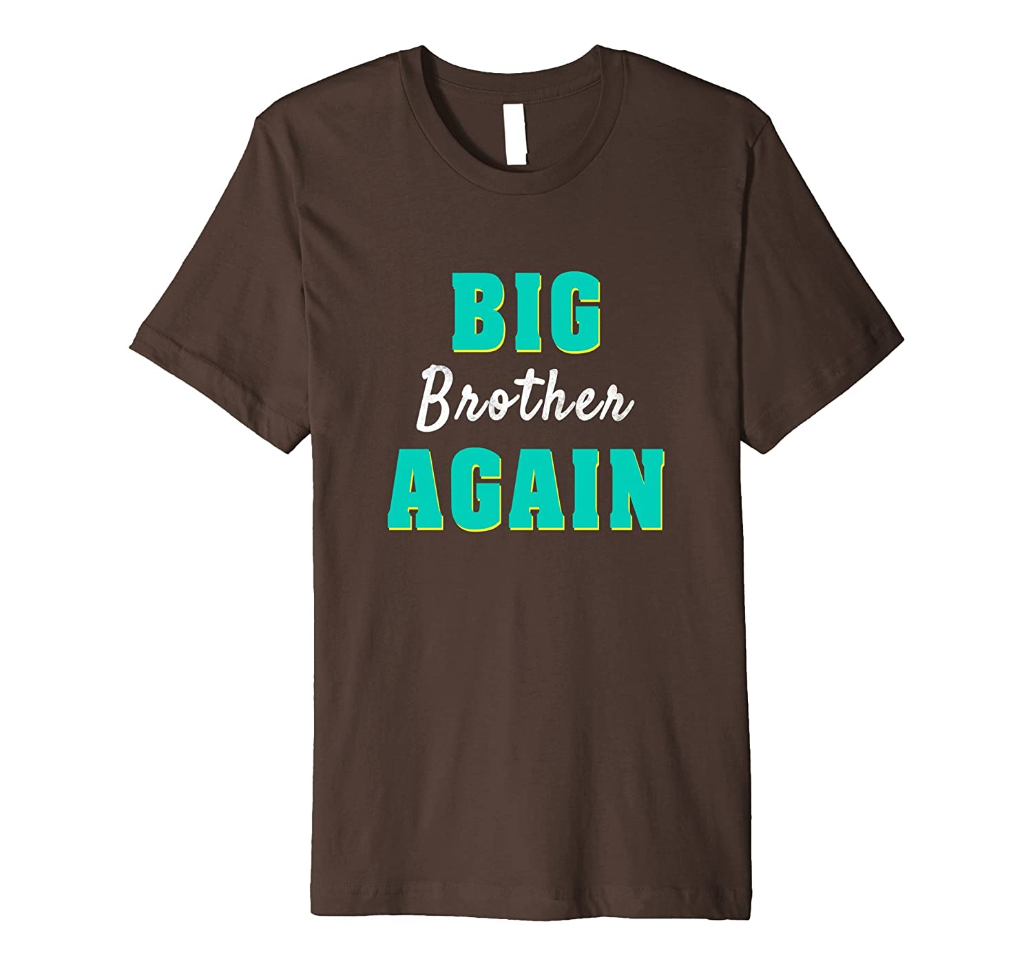 Big Brother Again Gift T-shirt