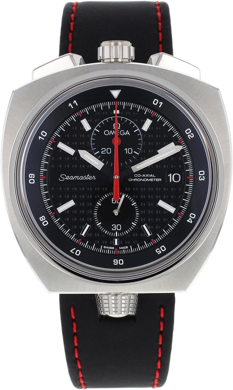 Omega Seamaster Bullhead coaxiale chronographe 225.12.43.50